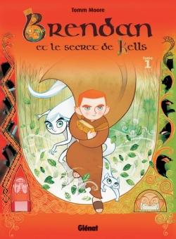 Brendan et le secret de Kells - Tome 01