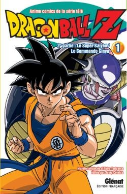 Dragon Ball Z - 2e partie - Tome 01