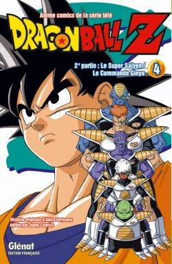 Dragon Ball Z - 2e partie - Tome 04