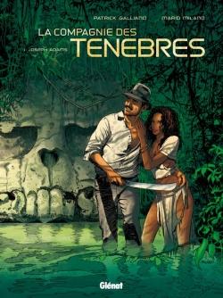 La Compagnie des ténèbres - Tome 01