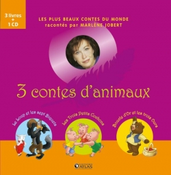 3 contes d'animaux