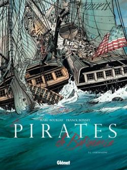 Les Pirates de Barataria - Tome 02