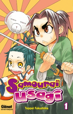 Samouraï Usagi - Tome 01