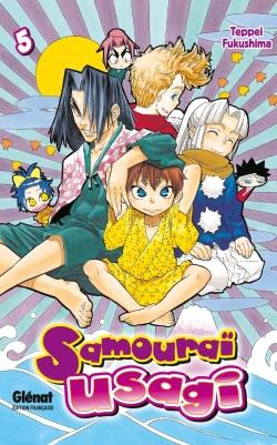 Samouraï Usagi - Tome 05