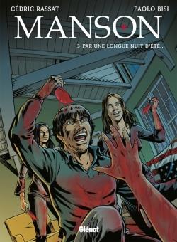 Manson - Tome 03 + Coffret