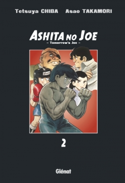 Ashita no Joe - Tome 02
