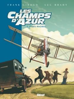 Les Champs d'azur - Tome 03