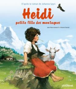 Heidi, petite fille des montagnes