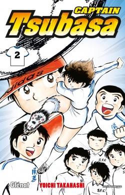 Captain Tsubasa - Tome 02