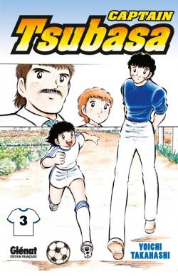 Captain Tsubasa - Tome 03