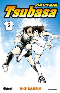 Captain Tsubasa - Tome 05