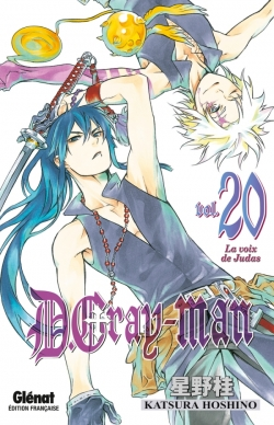 D.Gray-Man - Édition originale - Tome 20