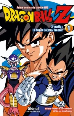 Dragon Ball Z - 3e partie - Tome 01