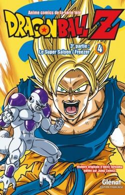 Dragon Ball Z - 3e partie - Tome 04
