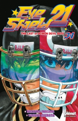 Eye Shield 21 - Tome 34