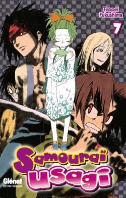 Samouraï Usagi - Tome 07