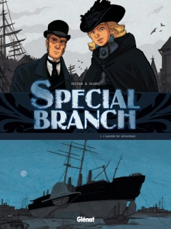 Special Branch - Tome 01