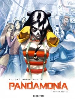 Pandamonia - Tome 01