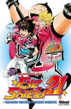 Eye Shield 21 - Tome 37