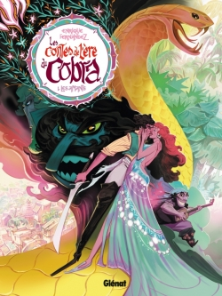 Les Contes de l'ère du Cobra - Tome 01