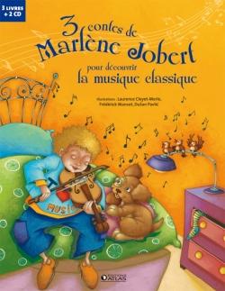 3 contes de Marlène Jobert pour découvrir la musique classique