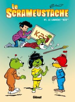 Le Scrameustache - Tome 41