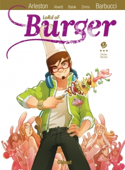 Lord of burger - Tome 02 NE