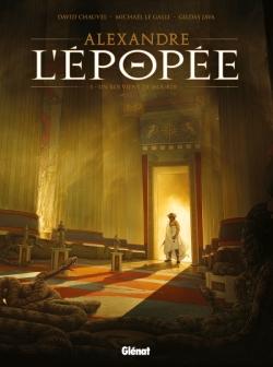 Alexandre - L'épopée - Tome 01