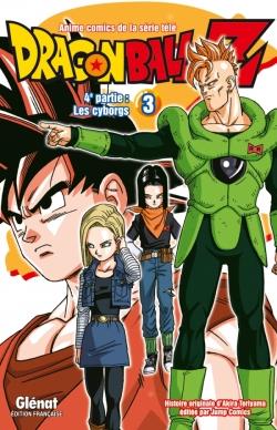 Dragon Ball Z - 4e partie - Tome 03