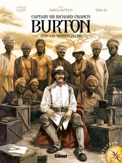 Burton - Tome 01