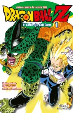 Dragon Ball Z - 5e partie - Tome 01