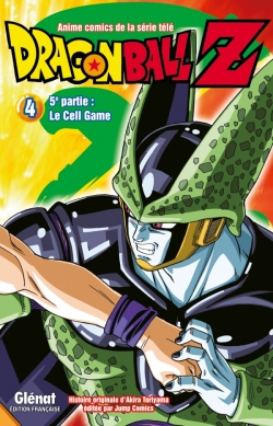 Dragon Ball Z - 5e partie - Tome 04
