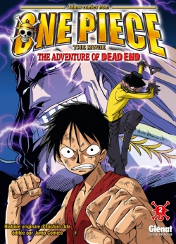 One Piece Anime comics - Dead End - Tome 02