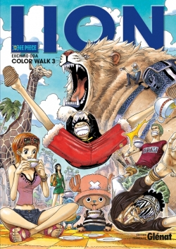 One Piece Color Walk - Tome 03