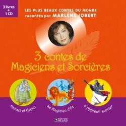 3 contes de Magiciens et Sorcières