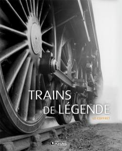 Coffret Trains de légende