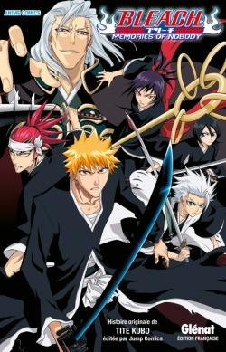 Bleach Anime comics - Memories of Nobody