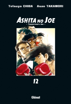 Ashita no Joe - Tome 12