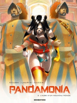 Pandamonia - Tome 02