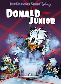 Donald Junior - Tome 01