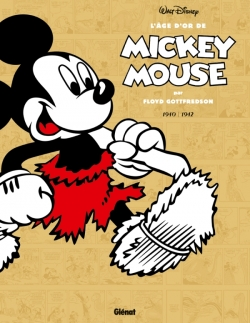 L'âge d'or de Mickey Mouse - Tome 04