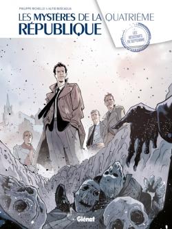 Les Mystères de la 4e République - Tome 01
