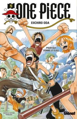 One Piece - Édition originale - Tome 05