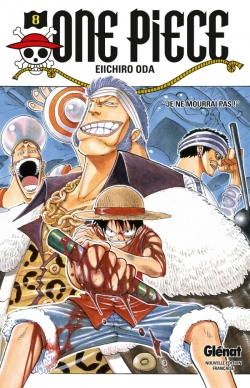 One Piece - Édition originale - Tome 08