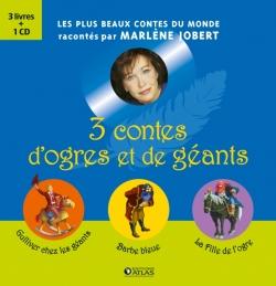 3 contes d'ogres et de géants