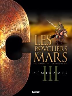 Les Boucliers de Mars - Tome 03