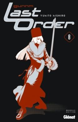 Gunnm Last Order (sens français) - Tome 08