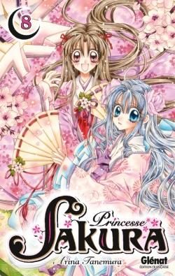 Princesse Sakura - Tome 08