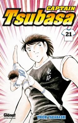 Captain Tsubasa - Tome 21