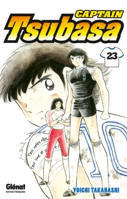 Captain Tsubasa - Tome 23